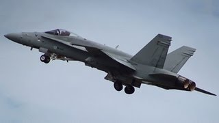 F/A-18 Finnish AirForce  RIAT 2009 Ilmavoimat