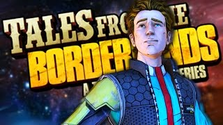 MONEY IN THE BANK   Tales From The Borderlands - Episode 1 Zer0 Sum