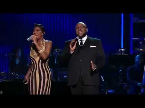 Ruben Studdard & Natalie Cole -  When I Fall In Love video