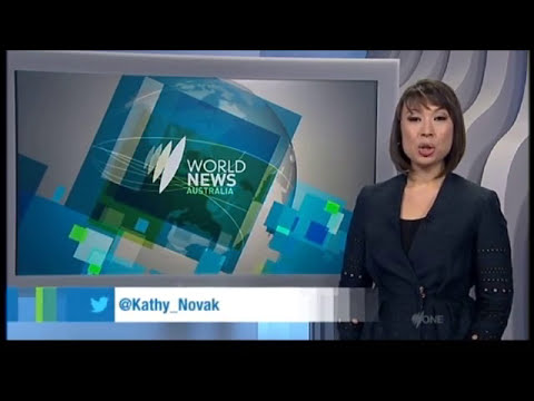 Dr Ruth Calderon on SBS News Australia