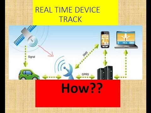 Location Tracker Android for Tracking Real Time Location updated 2016