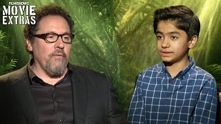 The Jungle Book | Jon Favreau And Neel Sethi Official Interview