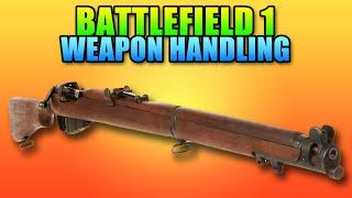 Battlefield 1 Gun Mechanics Explained | BF1 Alpha Gameplay