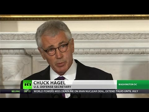 Sec. of Defense Chuck Hagel 'pushed out' by Obama