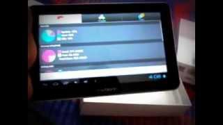 Karbonn smart tab9 marvel unboxing android 4.0 best interface the consumer  review of   st9 marvel