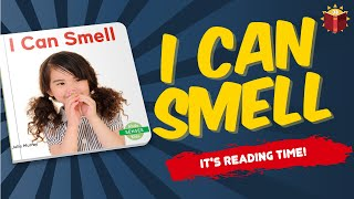 I Can Smell | Abdo Kids | Children's Book | Story Book | Kid Books |