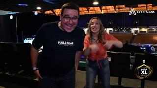 RicFazeres e a dança do pinguim  | RTP Arena