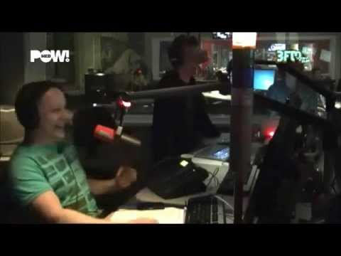 Laughdude on the radio - English subtitles