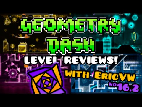 Level Reviews #16 with EVW! (Part 2/2)