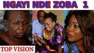 NGAYI NDE ZOBA Ep 1 Theatre Congolais avec Makambo,Baby,Mao,Alain,Bobo,Flore