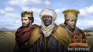 Age of Empires - Multiplayer 'Diplomacy' (Livestream)
