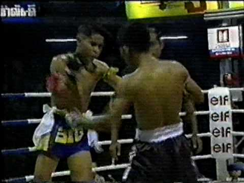 Muay thai knockout - KOs with elbow Image 1