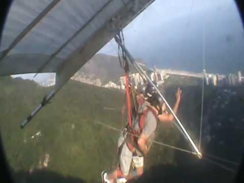 Mk Hang Gliding in Rio de Janeiro