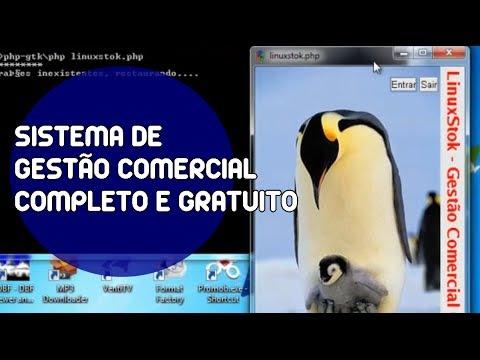 SISTEMA DE AUTOMAÇÃO COMERCIAL GRATUITO - DOWNLOAD E CONFIGURAÇÃO