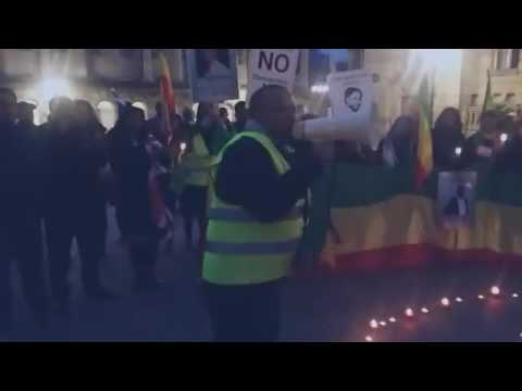 Tigrean Man Stands With Ethiopian People