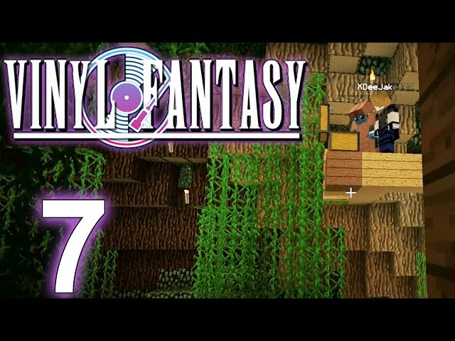 Minecraft: Vinyl Fantasy - Episode 7 - Tree of death