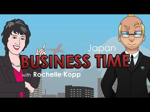 How Do Japanese React To Efficient Foreigners - Japan Business Time Ep 4 (Robert Ryan)