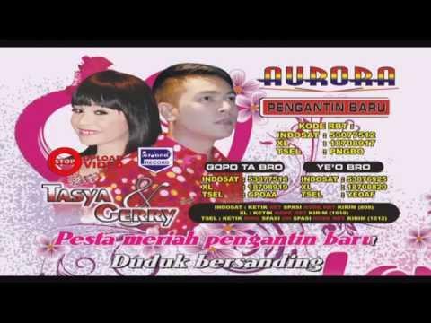 Cover Lagu OM AURORA - GERRY & TASYA - PENGANTIN BARU