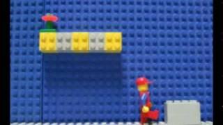 Thumb Super Mario Bros con Legos