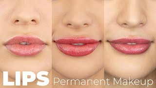 Lips Permanent Makeup - Vietnamese edition Merry Christmas