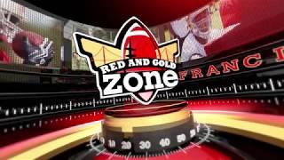 Red and Gold Zone - San Francisco 49ers