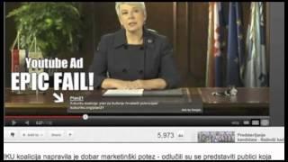 Kukuriku predizborna kampanja: online komunikacija