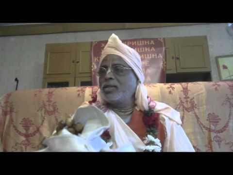17 Srila Vana Maharaja Russia Divnogorsk 12 04 15 Essence of life