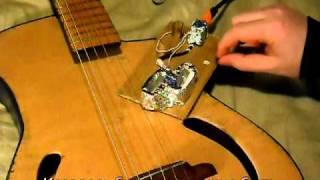 Как сделать своими руками примочку к гитаре