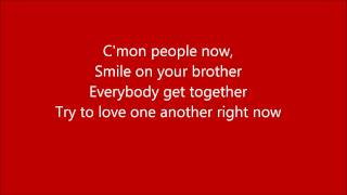 Get Together (with lyrics)