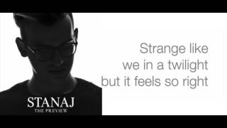 Download Lagu Stanaj - Ain't Love Strange  Lyrics Gratis STAFABAND