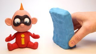 Jack-Jack Parr Incredibles Stop motion