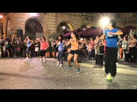 Zumba in Malta at Notte Bianca- will be back in 2012!!