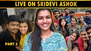 என் Marriage Love Or Arranged...!!! | Raja Rani Serial Actress Sridevi Ashok Interview TalksOfCinema