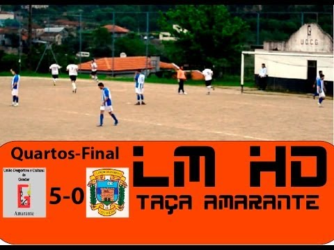Gondar 5-0 Louredo - LM HD