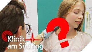 Make-up Allergie? 14-Jährige hat Fleck am Hals | #FreddyFreitag | Klinik am Südring | SAT.1 TV