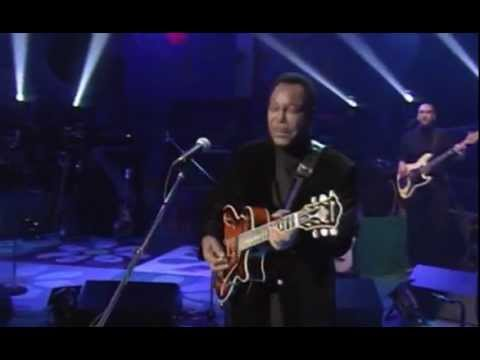 George Benson - On Broadway (Later with Jools Holland Apr '98)