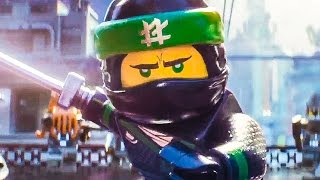 THE LEGO NINJAGO MOVIE Trailer (2017)