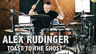"Download Lagu Alex Rudinger - Bad Wolves - ""Toast To The Ghost"" Gratis STAFABAND"