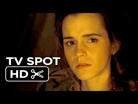 Noah TV SPOT - Storm (2014) - Emma Watson, Russell Crowe Movie HD