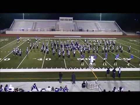 Twinsburg High School at Solon Band Bash 2014