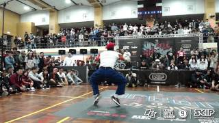 Locking Best8 4 HURRIKANE vs YAOBAI | 20150228 OBS Vol.9