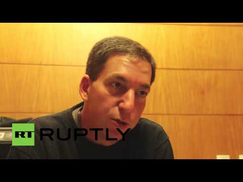 Brazil: Greenwald ready to blow lid on NSA spying worldwide