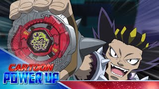 Episode 37 - Beyblade Metal Fusion|FULL EPISODE|CARTOON POWER UP