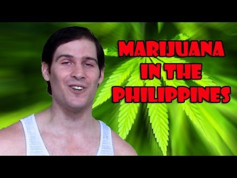 Marijuana in the Philippines