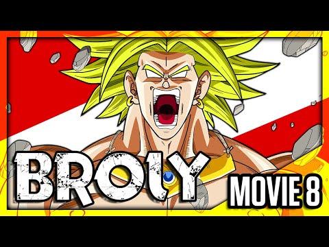 DragonBall Z Abridged MOVIE: BROLY  - TeamFourStar #TFSBroly