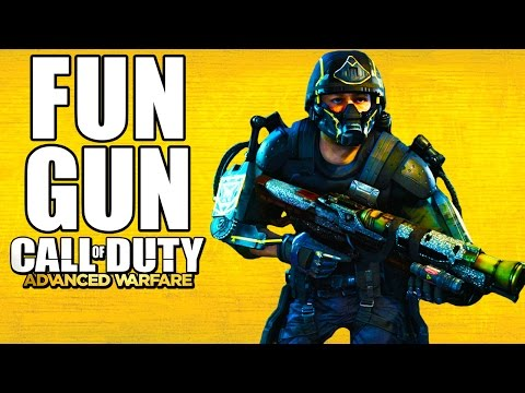 I LOVE THIS GUN! - Advanced Warfare - #1 FUN GUN In The Game
