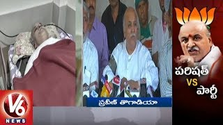 VHP Leader Pravin Bhai Togadia Claims Threat To His Life