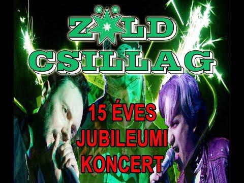 """Zöld Csillag zenekar - 15 éves Jubileum: 1. """"Ős"""" rész/ 1. (2012.06.02. - Budapest, Crazy Mama Pub"""