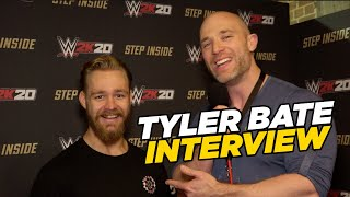 Tyler Bate On Fan Criticism And How To Deal With It, WWE NXT and Training With Triple H