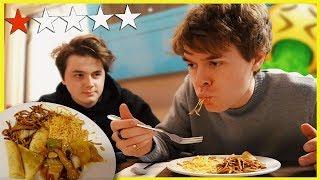 We ate at the WORST REVIEWED Chinese restaurant in London